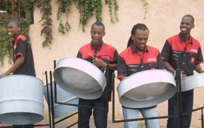 Steel Drums Dance Company