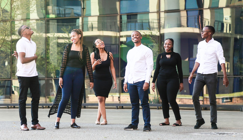 South African Band bookings - VOCAL HARMONY